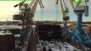 Кризис кризисом, а новым ледоколам для Арктики быть