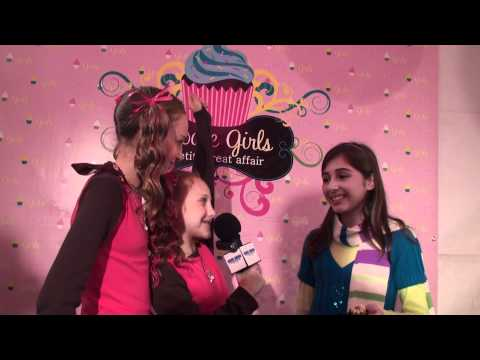 Cupcake Wars Winner Goodie Girls Grand Opening - interview - Victoria Strauss