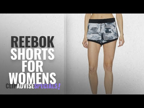Top 10 Reebok Shorts For Womens [2018]: Reebok Women's Cotton Shorts