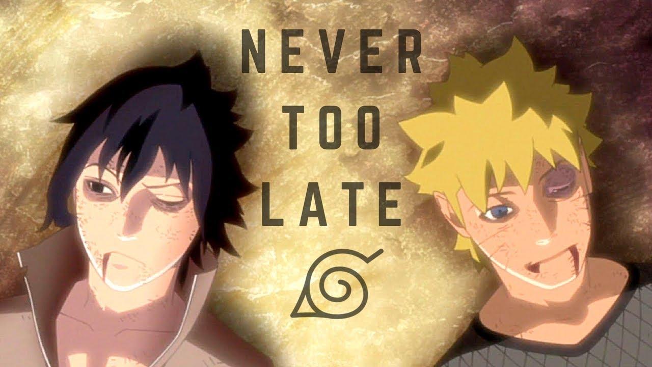 Download Naruto and Sasuke「AMV」-Never too late