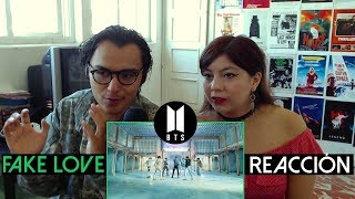 Estudiantes de cine reaccionan a BTS - Fake Love   REACCIÓN KPOP