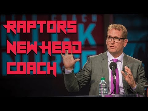 Breaking Down Raptors COACHING Changes - Nick Nurse LEAKING Draft Night News?