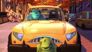 Pixar Short Films Collection   Mike's New Car 2002