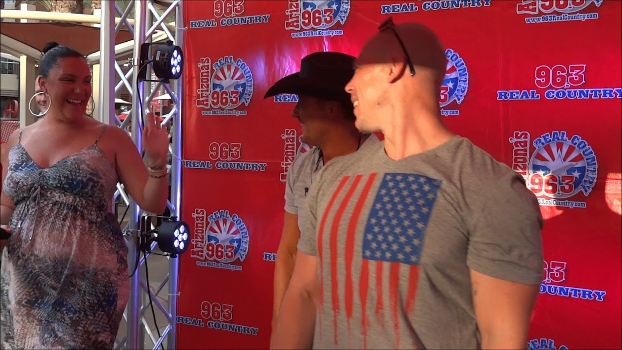 Tim mcgraw tribute artist has fun with fans at meet greet at tim mcgraw tribute artist has fun with fans at meet greet at soul2soul 2017 az m4hsunfo