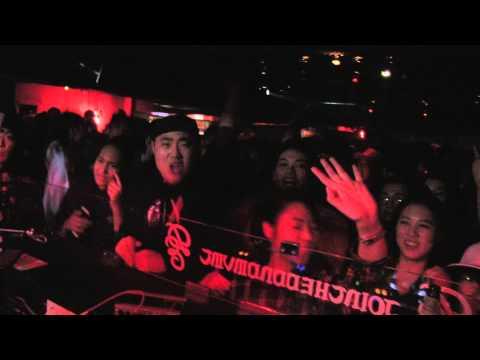 VIRGIL ABLOH w/ MC MAKE-1 - #CREWLOVE #100 @ CAKESHOP SEOUL - 12.13.2014
