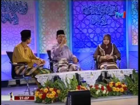 Forum Perdana Ehwal Islam - Wasiat Terakhir Al-Quran (Ustaz Kazim Elias,Ustazah Mashitah)