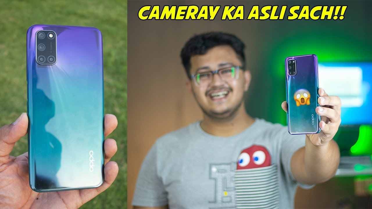 OPPO A92 Camera Review | With Video and Slo-motion Test!!😍