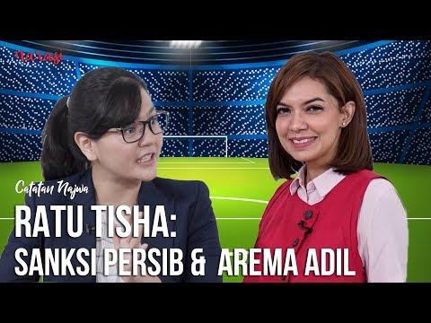 Catatan Najwa - Sepak Bola Urusan Kita: Ratu Tisha,