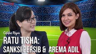 """Download Video Catatan Najwa - Sepak Bola Urusan Kita: Ratu Tisha, """"Sanksi Persib & Arema Itu Adil"""" (Part 1) MP3 3GP MP4"""
