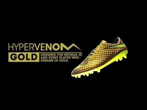 Hypervenom Gold