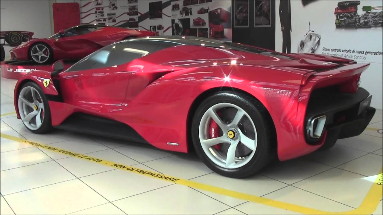 Ferrari laferrari concept manta youtube ferrari laferrari concept manta vanachro Gallery