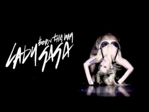 Lady Gaga  Born This Way Audio