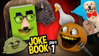 Annoying Orange - JOKE BOOK!