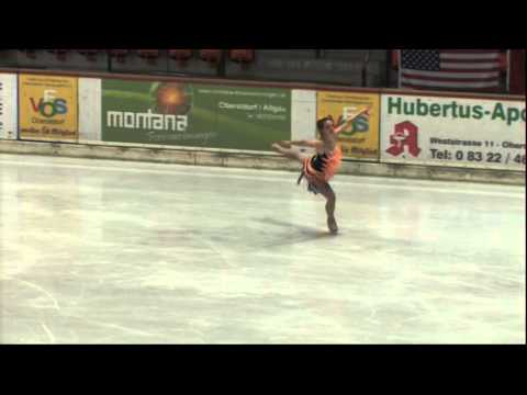 Oberstdorf 2014 - Bronze Ladies I Free Skating (Part 1)