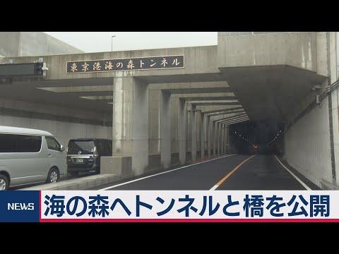2020/06/19 海の森トンネル開通前に公開