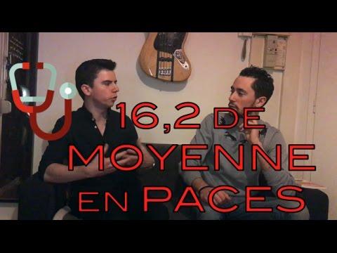 2EME en PACES avec 16,2 de moyenne à Rennes !