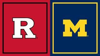 Michigan At Rutgers   First Half HIghlights   Nov. 21, 2020   Big Ten Football