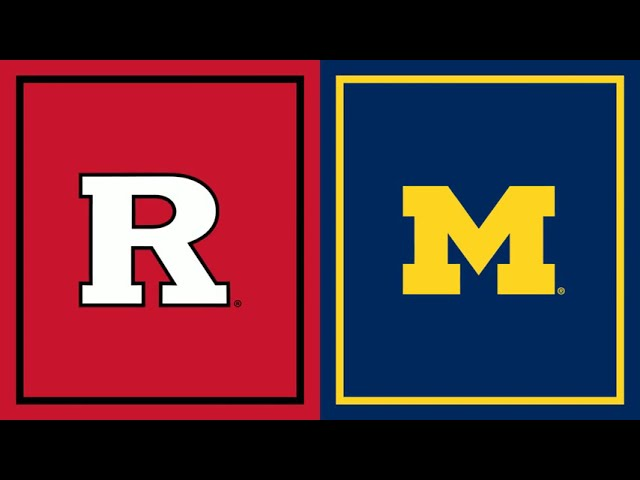 Michigan at Rutgers | First Half HIghlights | Nov. 21, 2020 | Big Ten Football