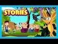 Stories || English Stories For Kids - Kids Hut Story Compilation || English Stories By Kids Hut video