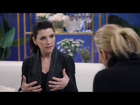Nightcap  Julianna Margulies Makes Herself Comfortable