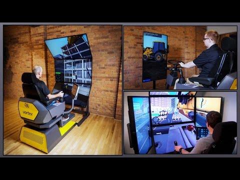 Vortex Advantage Training Simulator