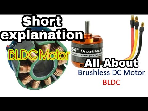Brush-less DC Motor (BLDC) || What is bldc motor || bldc motor explain by technical babaji