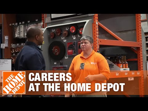 Careers at The Home Depot: MET - Flexibility