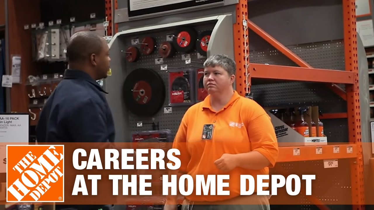 careers at the home depot met flexibility careers at the home depot met flexibility