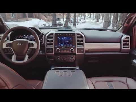 Ford Super Duty F-250 2020 Exterior & Interior