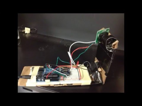 Arduino Spy Camera