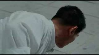 fist of legend escena de jet li en audio original