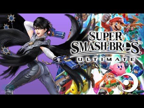 Let's Dance, Boys! (Bayonetta) - Super Smash Bros. Ultimate Soundtrack