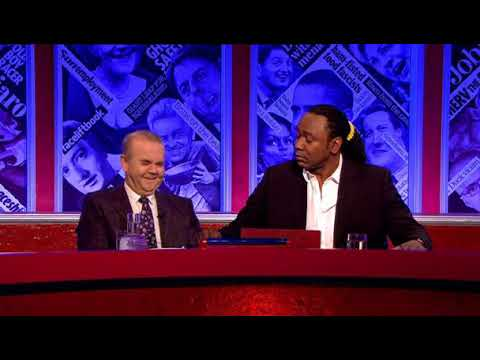 HIGNFY S38E08   Dominic West, Reginald D. Hunter & James May