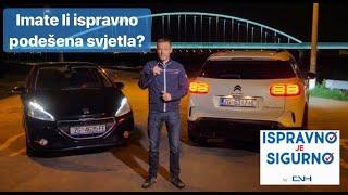 Ispravna svjetla zbog vas i drugih! - Centar za vozila Hrvatske