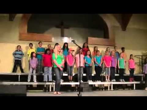 God of this City by Santa Clarita Christian School Elementary Choir