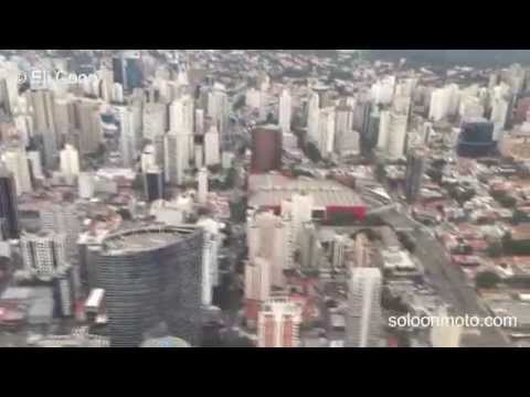 Solo on Moto - Sao Paulo from the Air