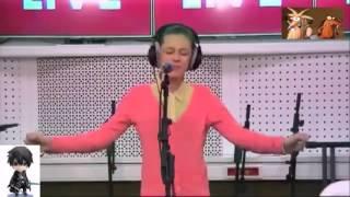 13 летняя девочка перепела певицу Iowa