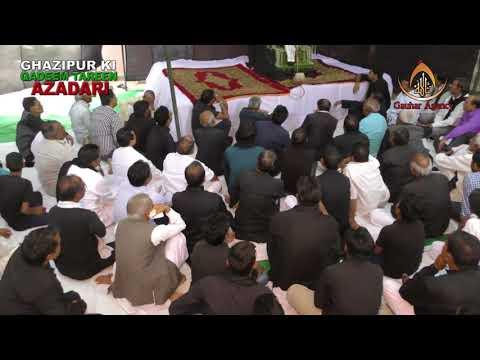 Maulana Ali Abbas Chapravi (Sher-e-Bihar)   Qadeem Tareen Azadari   Hainsi, Ghazipur   2017-18