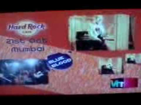 Jayce Lewis on VH1 Music Channel (India)
