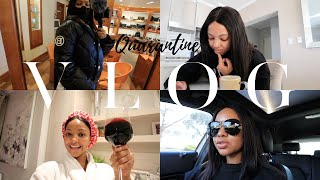 Spend the day with me | Quarantine VLOG