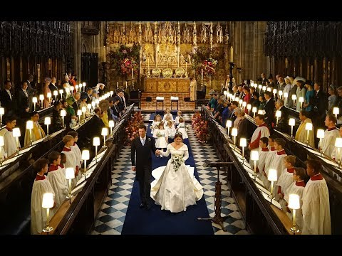 The Royal Wedding of Princess Eugenie and Jack Brooksbank 2018