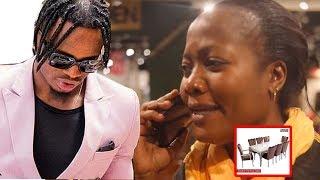 Daah! Alichokifanya DIAMOND Kwa Mama Huyu, NUSURA Alie!