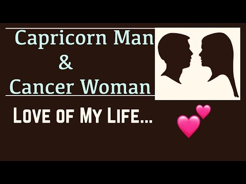 Capricorn man & Cancer Woman Love Match - (2019 Compatibility)