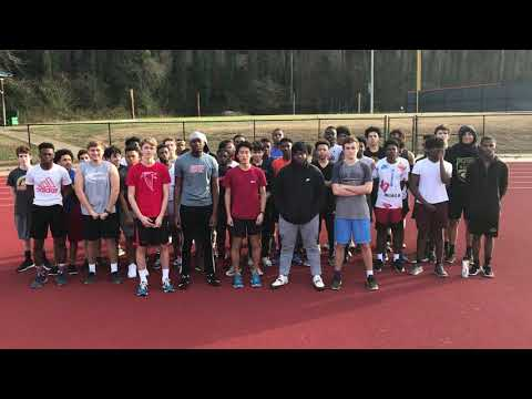 North Springs High School Boys Track and Field / Snap Raise