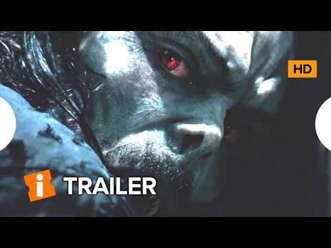 Trailer de MORBIUS de Jared Leto se Transforma em um Vampiro para a Marvel
