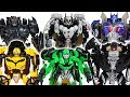 Transformers 5 the Last Knight: Nitro, Crosshairs, Hot Rod, Bumblebee, Optimus Prime! - DuDuPopTOY mp3 indir