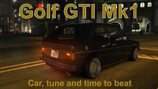 CSR Racing 2 - How to win Konduit`s Golf GTI Mk1 by yalePT