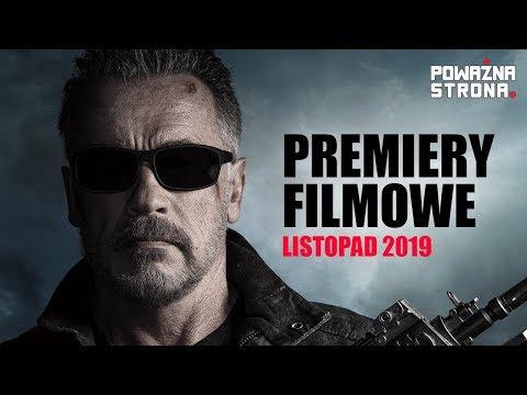 NAJLEPSZE PREMIERY KINOWE - Listopad 2019