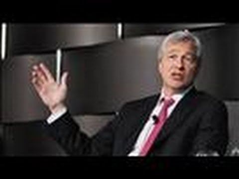 Jamie Dimon: Wall Street's Go-To Guy Trips Up