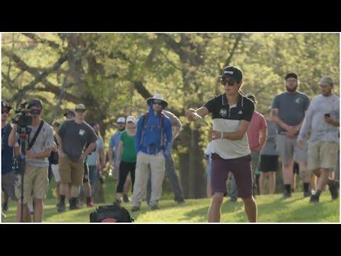 2019 Jonesboro Open - Ending of Round 1 - K. Jones - G. Gurthie - E. McMahon - R. Wysocki